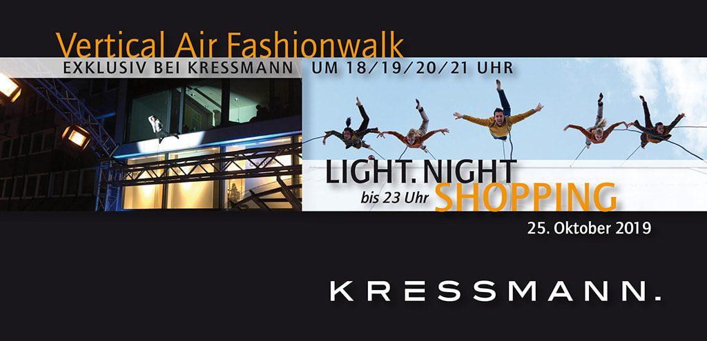 Vertical Air Fashionwalk