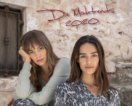 Die Modetrends 2020